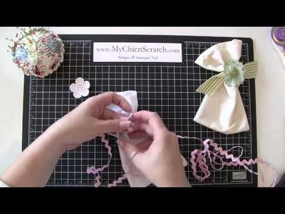How to make a Fabric Gift Bag