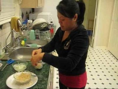 How To Make Deep Fried Ice Cream (Thanks DimSim79!)