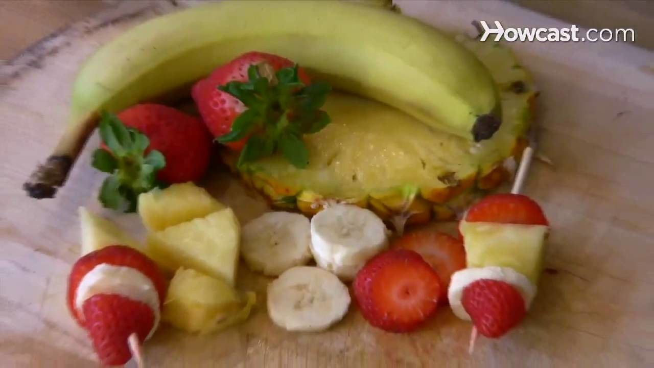 How to Make Healthy After-School Snacks Your Kids Will Eat
