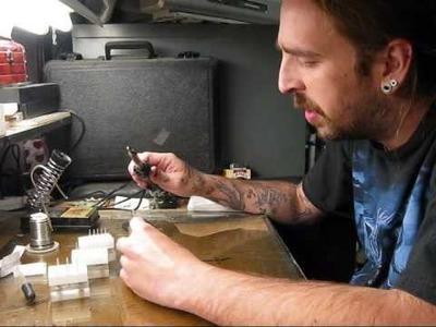 How to make tattoo needles 4 of 6
