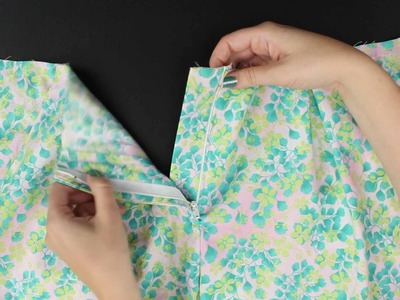 How To Sew A Front Fly Zipper