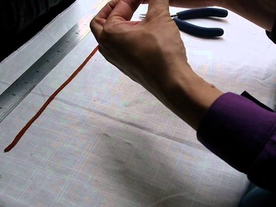 How to Tie Slip Knots on an Adjustable Leather Bracelet