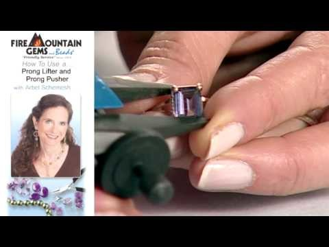 How To Use a Prong Lifter and Prong Pusher