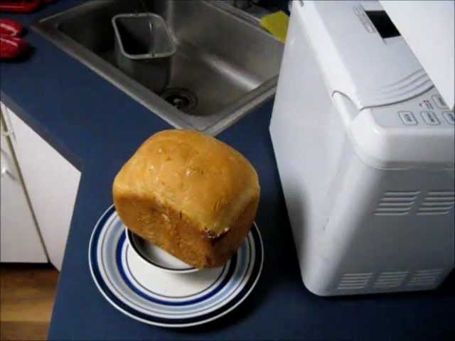 How To Use An Automatic Bread Maker For A Perfect Loaf Of Bread