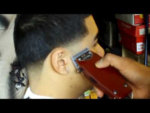 Learn How To Do A Taper Fade Barber Techniques Step By Step