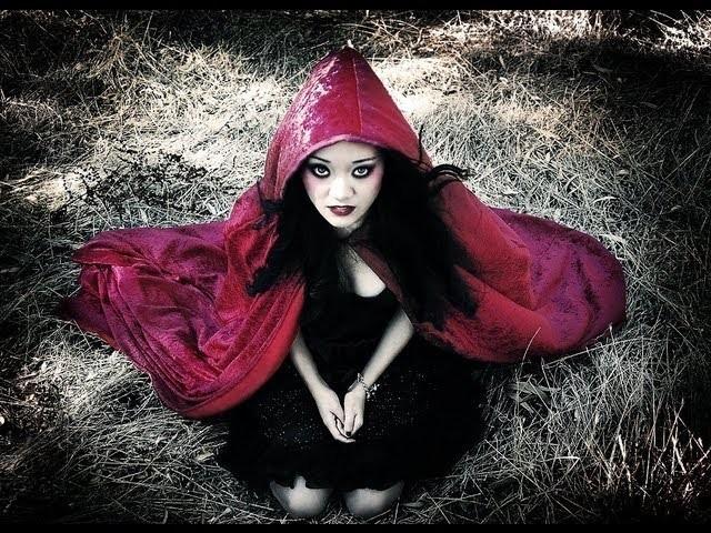 """Little Red"" Makeup Tutorial ❧"