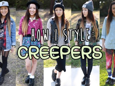 Lookbook: How I Style Creepers | michellehkimm