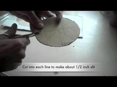 Mason Line Loom Weave Bracelet Tutorial