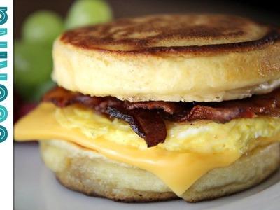 McGriddle Recipe - How to Make a McDonalds McGriddle!