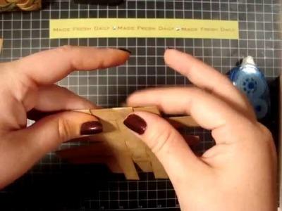 Paper Basket Tutorial