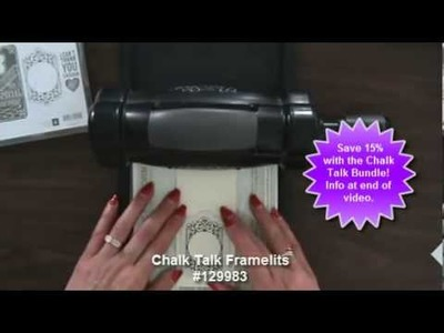 Quick tutorial for the Sizzix Magnetic Platform