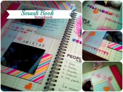 Smash Book | Scrapbook