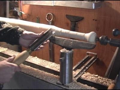 Wood Baseball Bat How To Woodturning