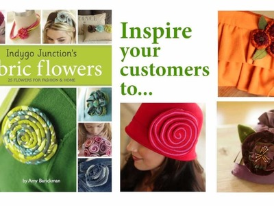 A Guide for Shop Owners - Indygo Junction's Fabric Flowers