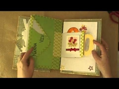 Birthday Card Book