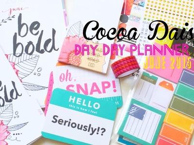 Cocoa Daisy June Daisy Day Planner Kit
