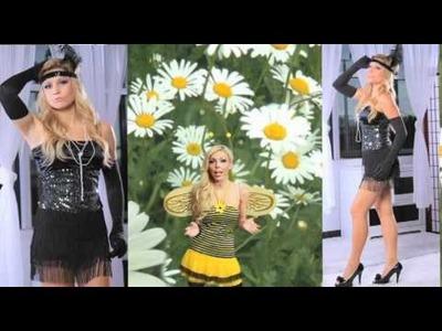 Easy buzz-worthy halloween costume ideas