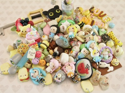 Even LARGER Polymer Clay Charm Update #14