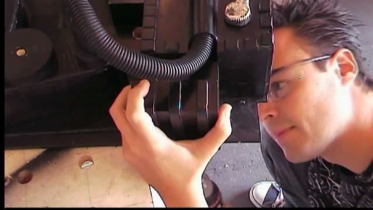 How To Build A Ghostbusters Proton Pack - Part 2 of 2