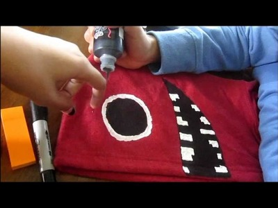 How to make a Matryoshka hoodie