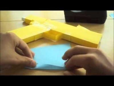 HOW TO MAKE a Paper Gun Bullet!