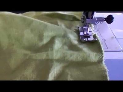 How to Make a Ruffle