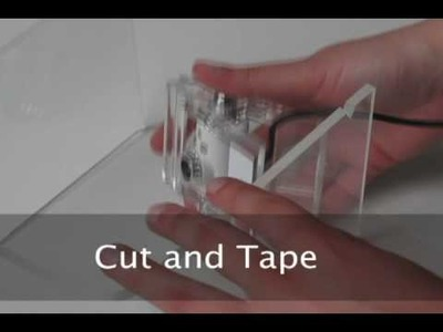 How to make an acrylic designer multitouch pad for 15 bucks
