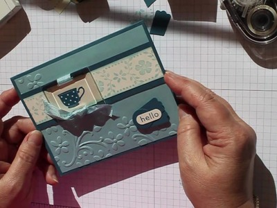 How to Use Stampin' Up! Beveled Window Panes