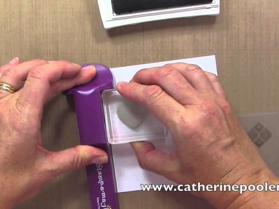 How to use the Stamp-a-ma-jig