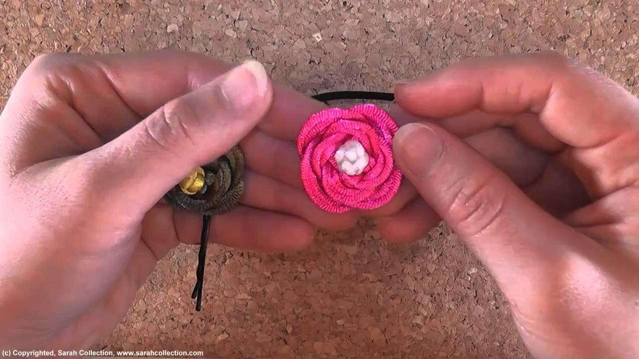 Make Your Knot Rose - Part 1