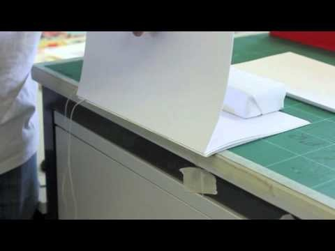 Making a book in easy steps. part 1