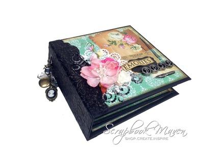 Marion Smith Romance Novel Chapter 2 Mini Album and Kit