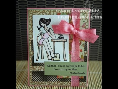 Mother's Day Card Series - Card #3