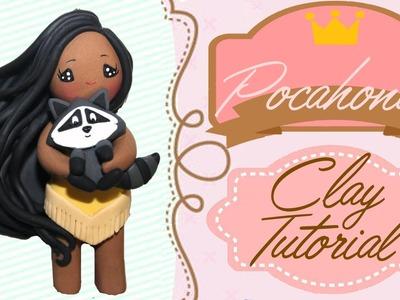 Pocahontas Chibi | Polymer Clay Tutorial