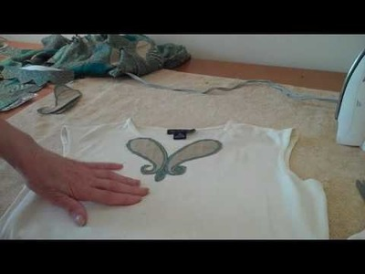 Redo Your old Cloths without sewing a stitch  Do it with Syl