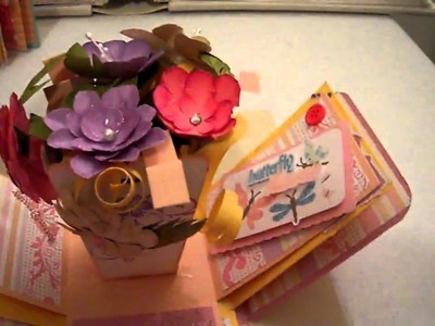 Spring Surprise Explosion Box