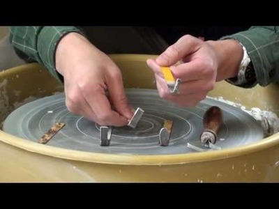 7. Making your own Trimming Tools from Hacksaw Blades with Hsin-Chuen Lin