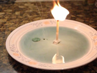 7 Simple Science Tricks With Household Items