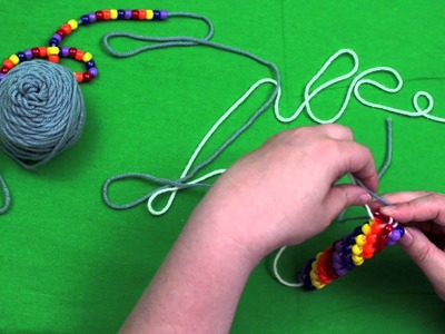 Bead Crochet Tutorial Series, Video 5: Joining New Thread