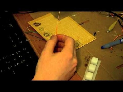 Button Pad DIY wiring and contact pads