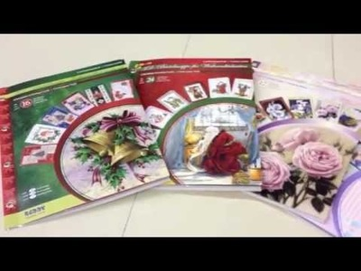 Craft Minute - 3D Card Making Books