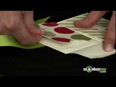 Creating a Gift Card Holder