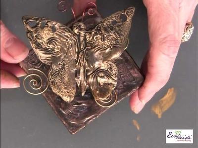 Creating the Look of Metal using Aleene's Original Tacky Glue (Long Version)