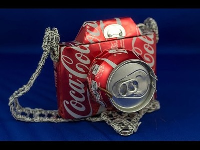 D.I.Y Coke Can Camera