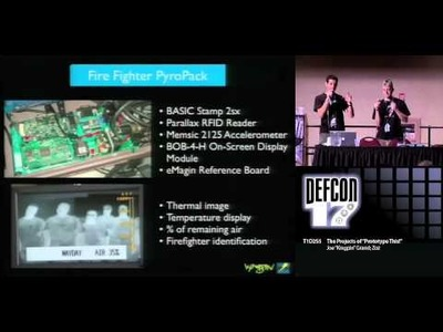 "DEFCON 17: The Projects of ""Prototype This!"""