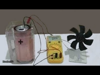 Energy saltwater