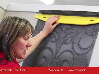 How To Apply Wallpaper - DIY at Bunnings