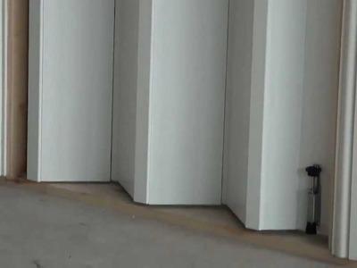 How to Install Folding Doors and Bi Fold Doors
