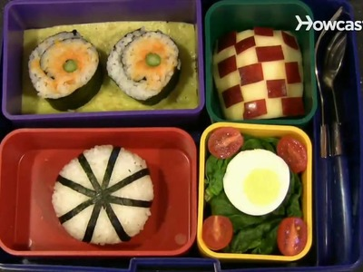 How to Make a Bento Box