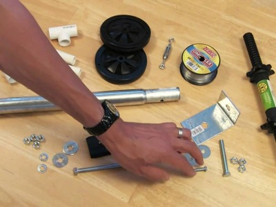 How to Make a Camera Crane. Jib for $30